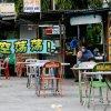CMCO期间每日赚不到50令吉!槟城美食天堂人潮锐减小贩叫苦连天