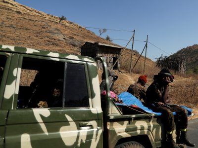 US presses Ethiopia to end Tigray violence, protect civilians