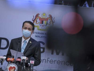 Malaysia records 11 Covid-19 deaths including in Johor, Kelantan as new cases back up to four digits at 1,075