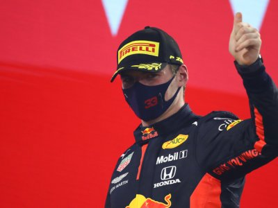 Verstappen negative after contact with Covid-case Hamilton