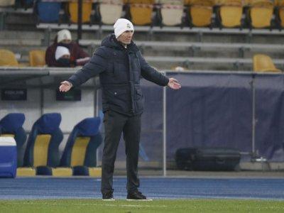 Zidane in 'serious danger' after Madrid crisis deepens