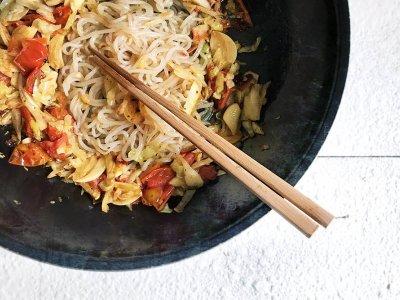 Wake up your taste buds with these 'oishii' umami noodles