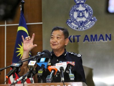 IGP: Police identify five facilities to be used as temporary detention depots