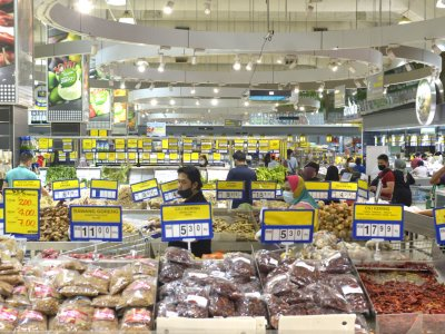 Agriculture Ministry working with Domestic Trade Ministry to tackle fresh produce price increase