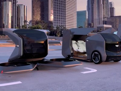 GM to build electric delivery vans under new BrightDrop brand