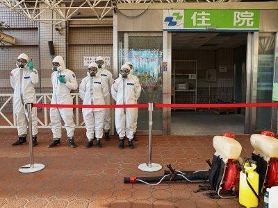 台湾增2本土确诊     属桃园医院感染群