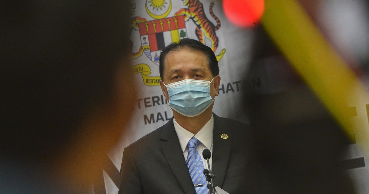Health D-G: Malaysia had no Covid-19 surge after Raya in 2020, let's avoid having to choose who lives or dies when ICU beds run out