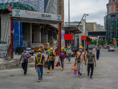 Builders association asks govt to fully subsidise Covid-19-related costs involving foreign workers