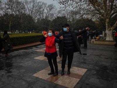 武汉封城一周年     中国官方冷处理