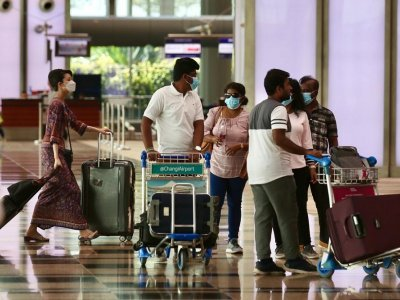 Rise in imported cases not due to more travellers entering Singapore, says minister