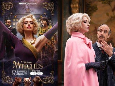 电影《女巫们》0129在大马HBO GO独家首播!