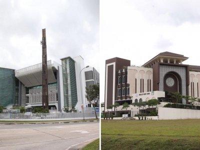 强烈憎恶伊斯兰教      新加坡少年图袭2清真寺被捕