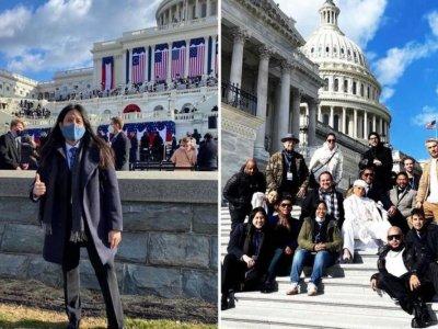 'Humbling, surreal': Singaporean music arranger Lenny Wee makes his mark at US presidential inauguration