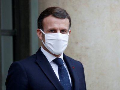 Macron seeks US$350m in donor aid for blast-scarred Lebanon