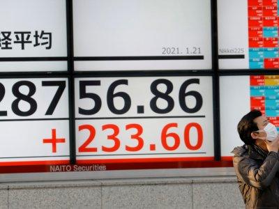 Tokyo stocks open sharply higher on US bounceback