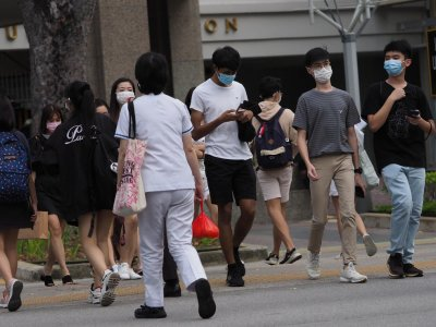 Singapore reports 34 new Covid-19 infections, two in the community include NUS senior research fellow