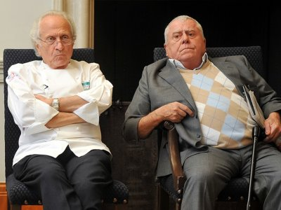 Albert Roux, co-founder of French culinary dynasty in London, dies at 85