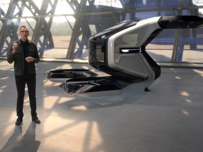 CES 2021: Cadillac has created a flying taxi concept