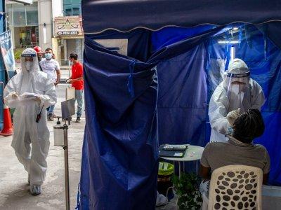 新增11感染群致480人确诊 诺希山:8个涉职场