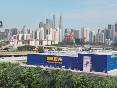 Covid-19: IKEA Cheras reopens after cases among security guards