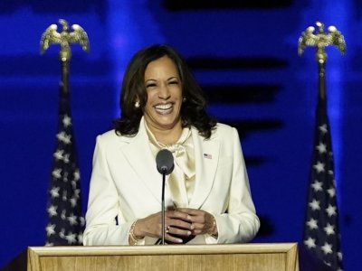 Harris favourite to win 2024 US presidential election, says UK bookmaker