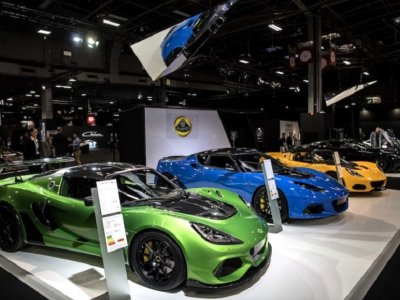 Lotus looks to an electric future with Alpine deal