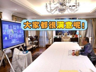 国盟主席理事会昨开会开 慕尤丁:各党接受颁布紧急状态解释