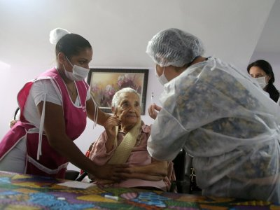 Brazil governors to buy vaccines directly due to slow federal rollout