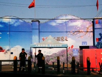 """荷兰认定中国""""种族灭绝""""新疆维吾尔人"""