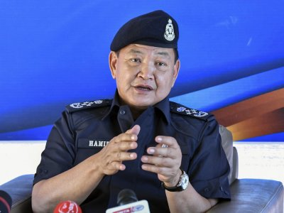 IGP: Law applies equally to all involved with drugs