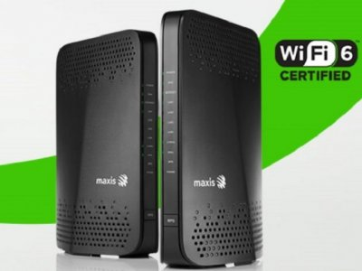Maxis now offers mesh-ready WiFi 6 routers for free with 100Mbps plans and above