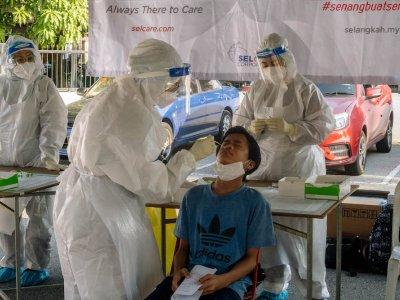 首次归类学府感染群!新增7感染群共245人确诊