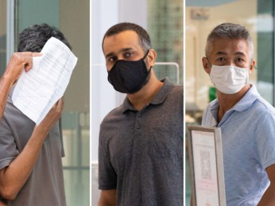In Singapore, three former Shell employees charged with bribery in largest marine fuel heist from Pulau Bukom refinery