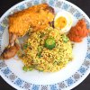MCO delivery: KL's The Secret Foodsmith serves up a delicious Nyonya 'nasi ulam' with 'ayam percik'