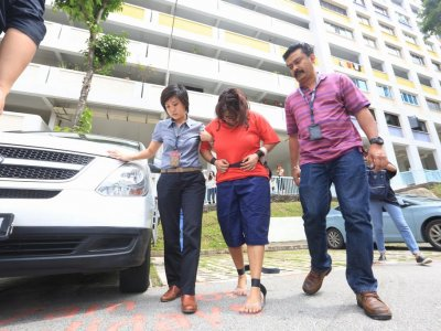 In Singapore, life sentence sought for woman who 'heinously' abused, starved domestic worker for nine months till she died (VIDEO)