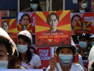 允东盟特使到访      缅甸军政府:不准见昂山淑姬