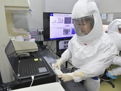 Singapore defence minister: S$90m upgrade for DSO biosafety lab to deal with threats worse than Covid-19