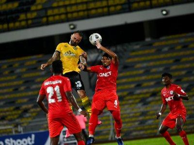Perak FC satisfied with draw against PJ City