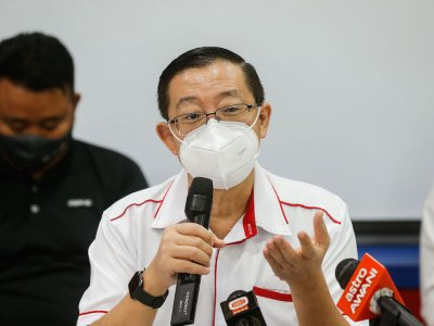 Guan Eng laments MACC's inaction on initiating independent Pandora Papers probe
