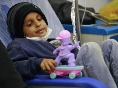 Covid-19 pandemic having major impact on childhood cancer care, says study