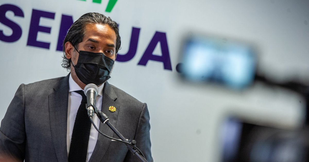 Khairy: Malaysia getting 258,570 more Pfizer-BioNTech Covid-19 vaccine shots this week