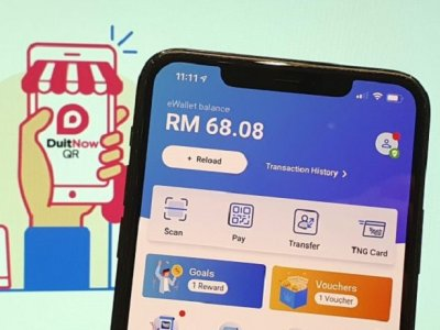 Touch N Go launches DuitNow transfer function
