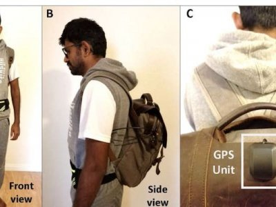 This backpack could help the visually impaired walk alone in the street (VIDEO)