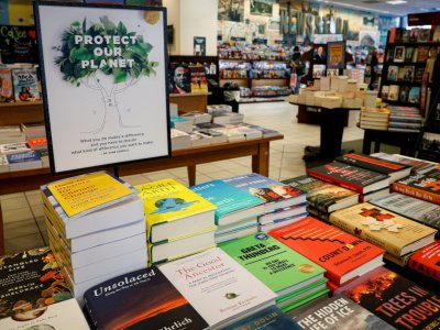 Worried about climate change? There's a book for that