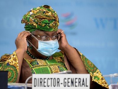 Hope for new momentum as Ngozi takes WTO reins