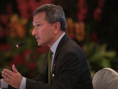 Singapore minister Vivian Balakrishnan calls on Myanmar to stop using lethal force, immediately release Aung San Suu Kyi, other detainees