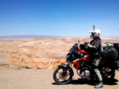 From harsh weather to high-risk areas: Malaysian female biker shares ups and downs of solo global ride