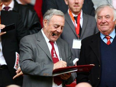 Ex-Liverpool striker Ian St John dies at 82