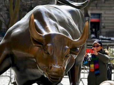 Wall Street opens in celebratory mode on vaccine news
