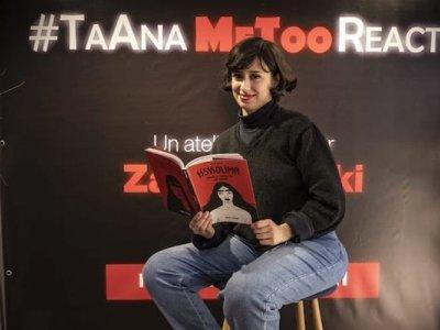 Moroccan illustrator using comics for #MeToo campaign